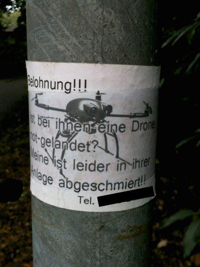 Übersetzung Drohne