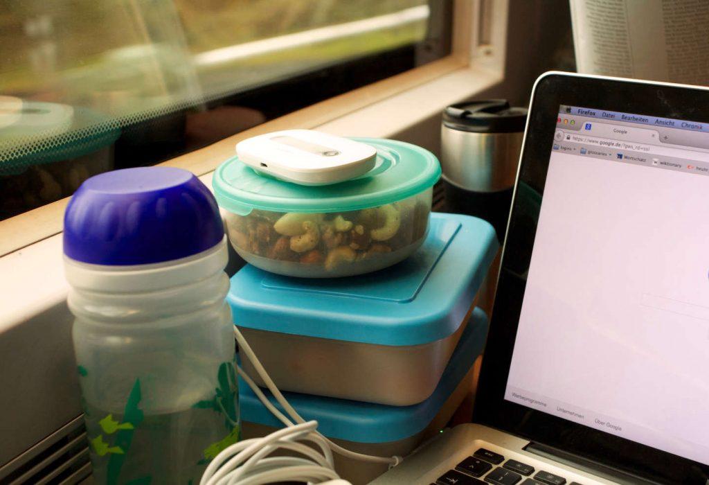 Übersetzerin reist umweltfreundlich